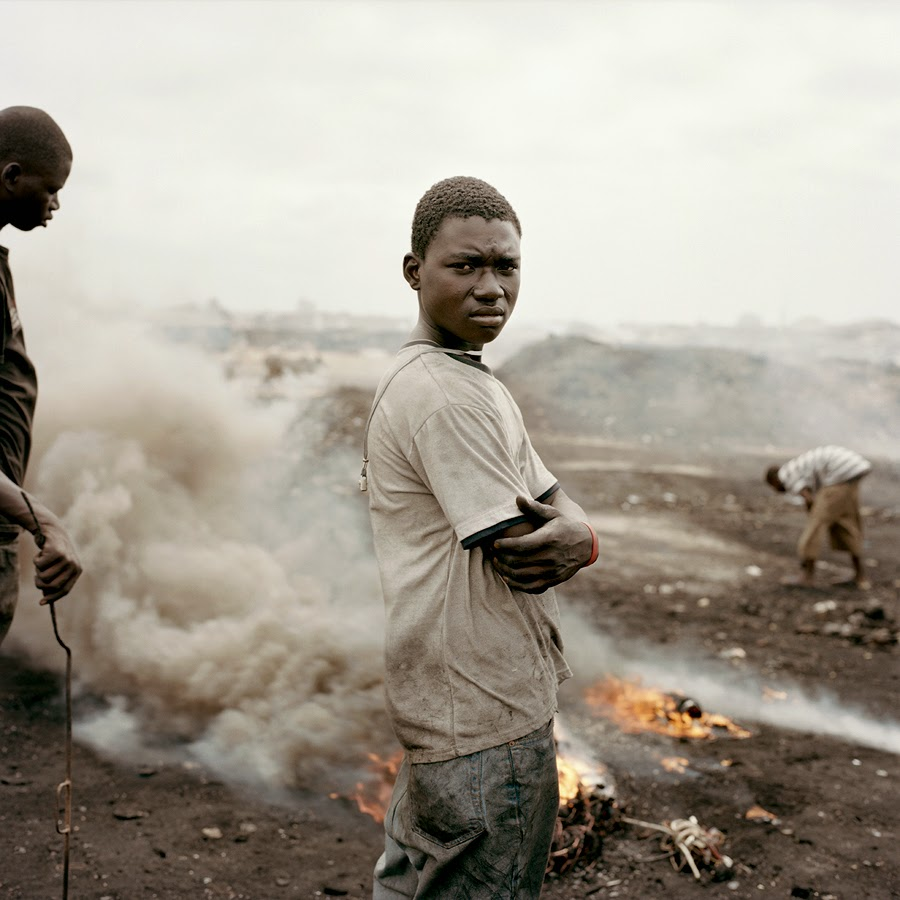 Портретная и документальная фотография Питера Хьюго - 54