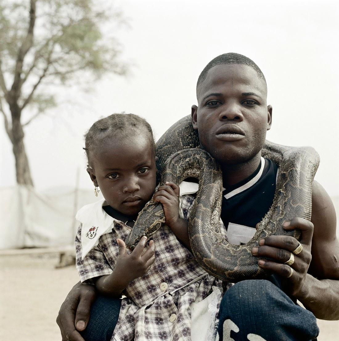 Портретная и документальная фотография Питера Хьюго - 60