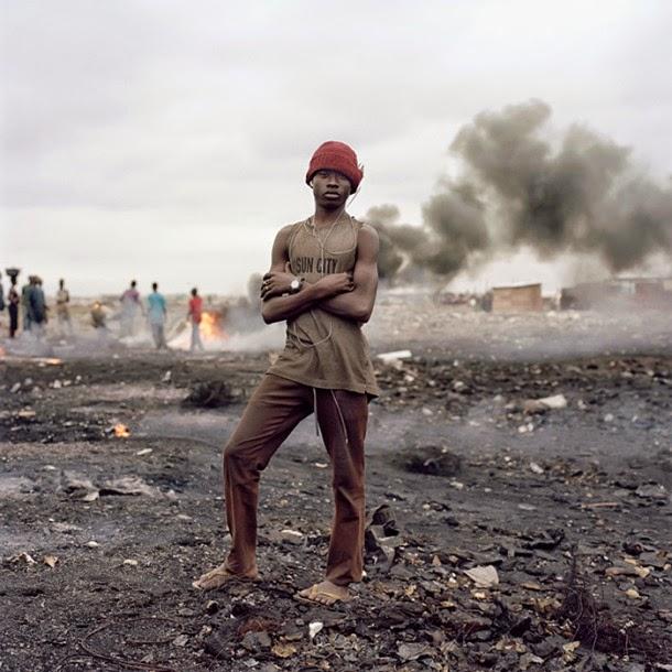 Портретная и документальная фотография Питера Хьюго - 61