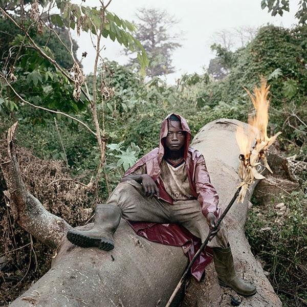 Портретная и документальная фотография Питера Хьюго - 62