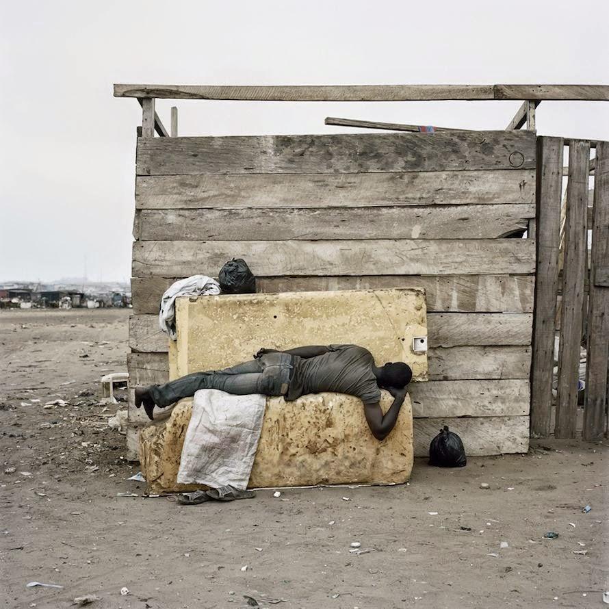 Портретная и документальная фотография Питера Хьюго - 64