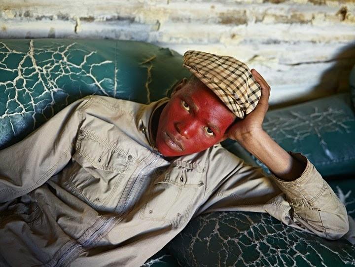 Портретная и документальная фотография Питера Хьюго - 68
