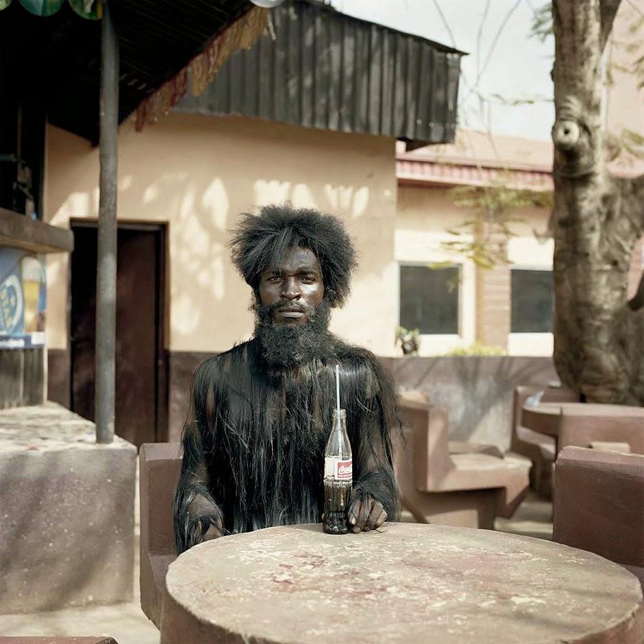 Портретная и документальная фотография Питера Хьюго - 7