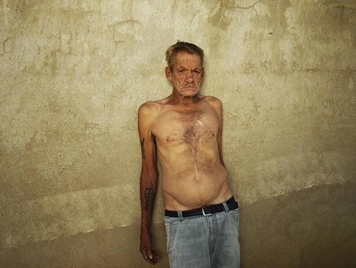 Портретная и документальная фотография Питера Хьюго - 72