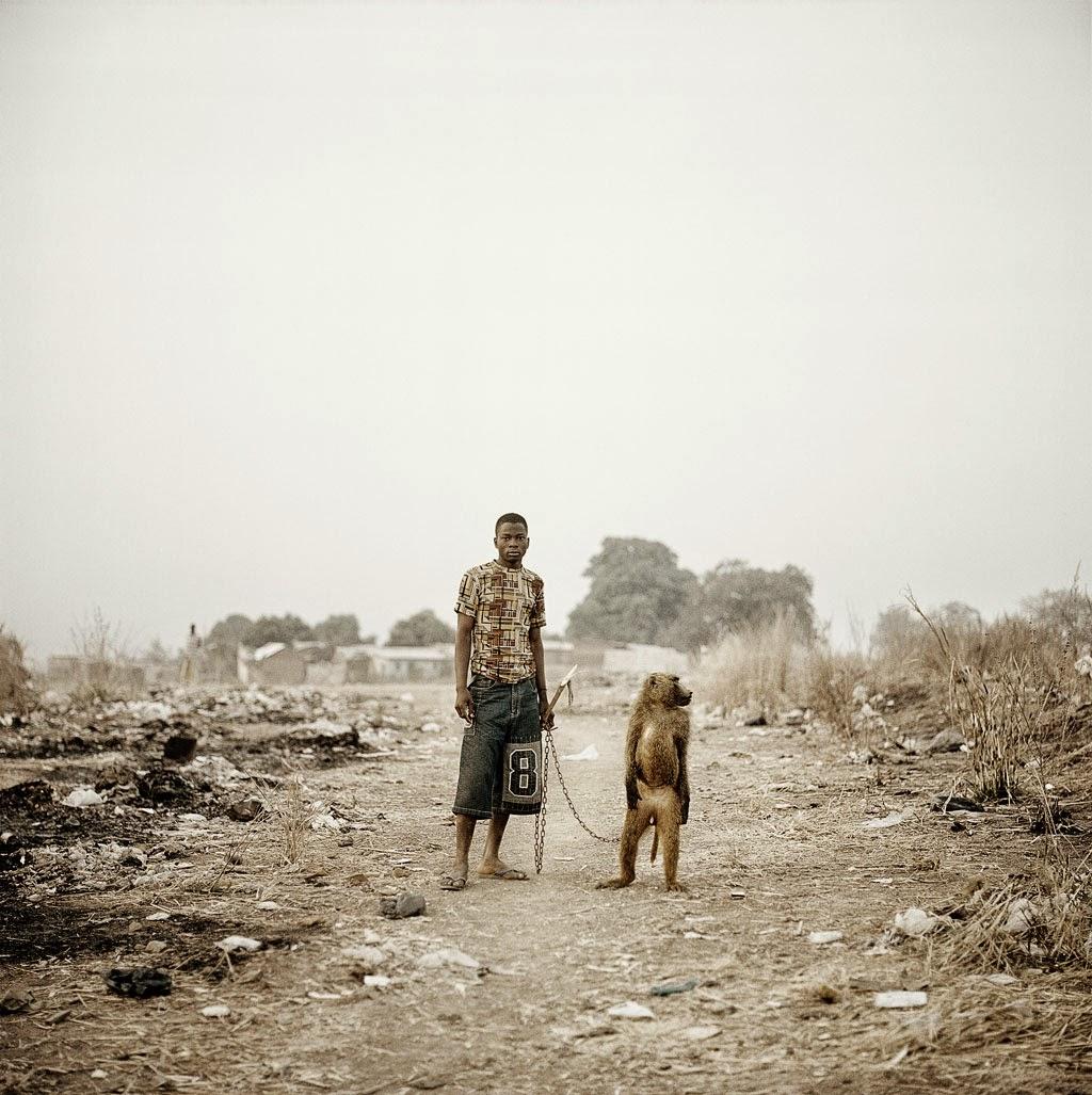 Портретная и документальная фотография Питера Хьюго - 77