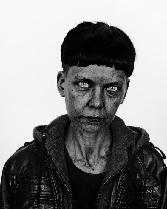 Портретная и документальная фотография Питера Хьюго - 8