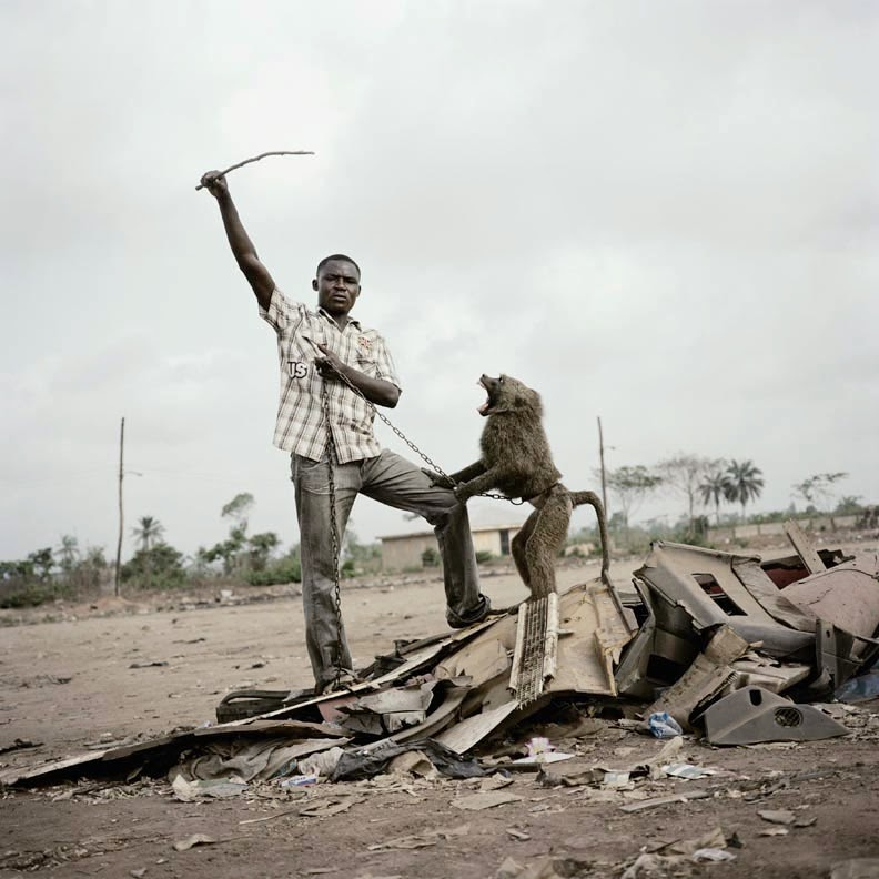 Портретная и документальная фотография Питера Хьюго - 80