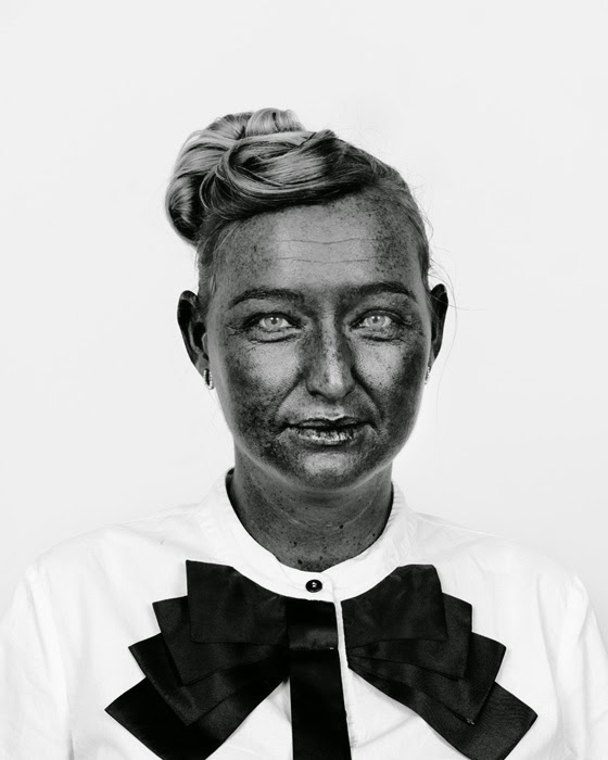 Портретная и документальная фотография Питера Хьюго - 9