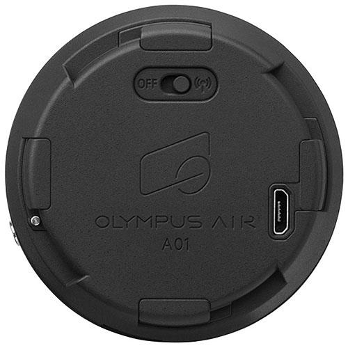Модульная фотокамера Olympus Air для съёмки со смартфоном 5