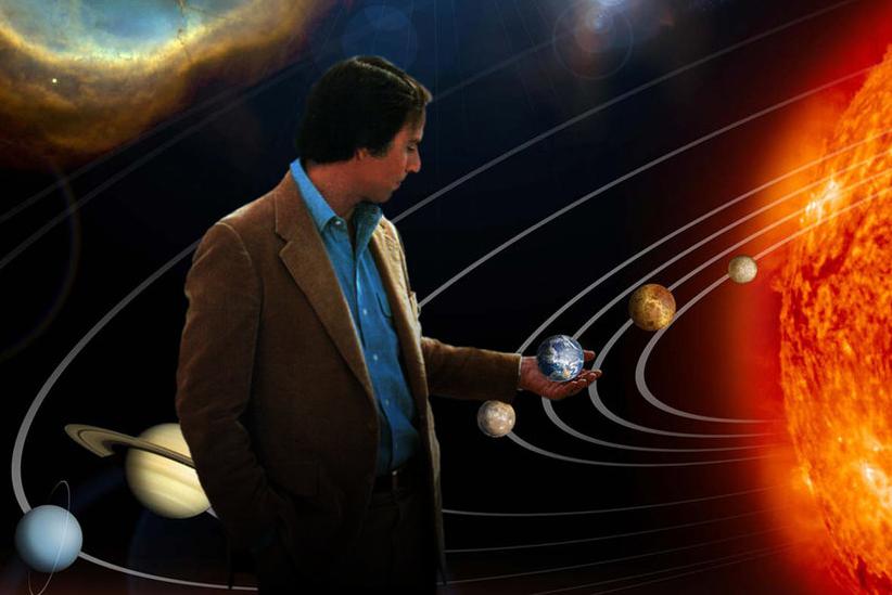 Kosmos Personalnoe puteshestvie s Karlom Saganom
