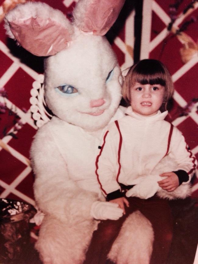 Жуткие пасхальные кролики - 29 праздничных фотографий - 18