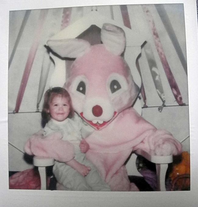 Жуткие пасхальные кролики - 29 праздничных фотографий - 20