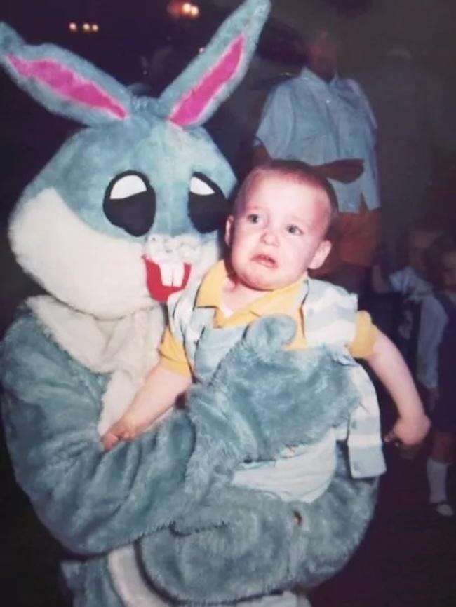 Жуткие пасхальные кролики - 29 праздничных фотографий - 28