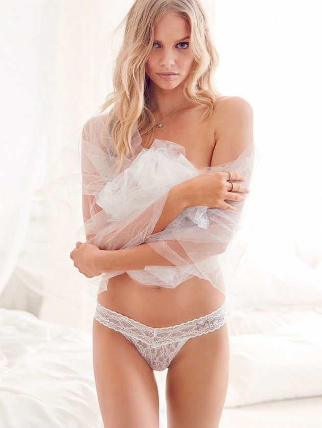 supermodel Marloes Horst foto 23