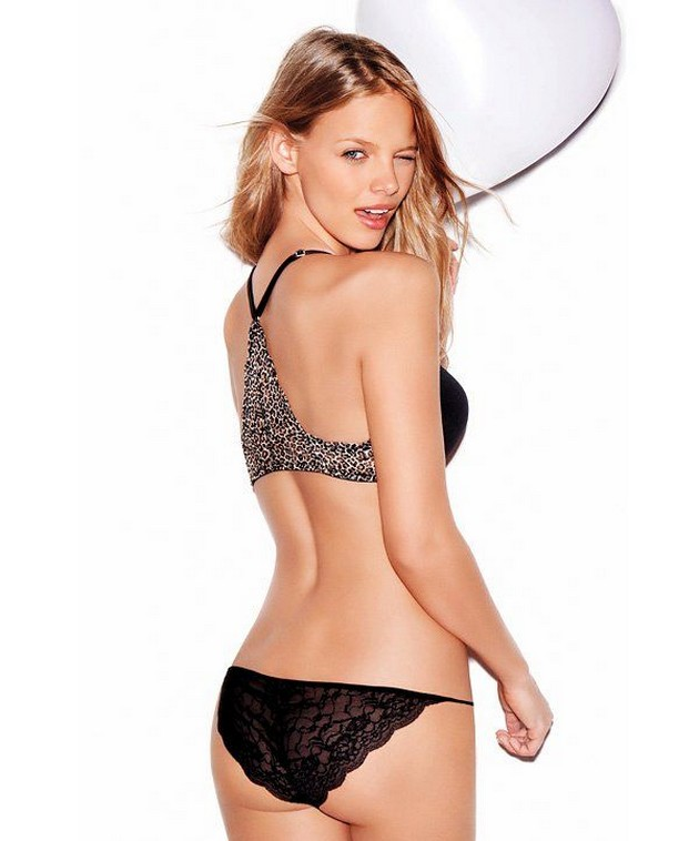 supermodel Marloes Horst foto 26