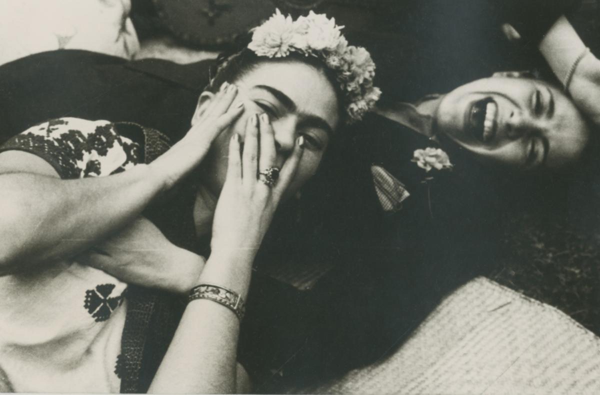 Ретро фотографии Фриды Кало - 3