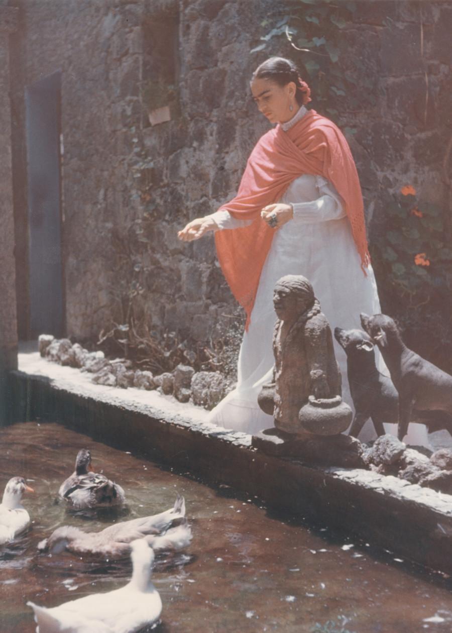 Ретро фотографии Фриды Кало - 5
