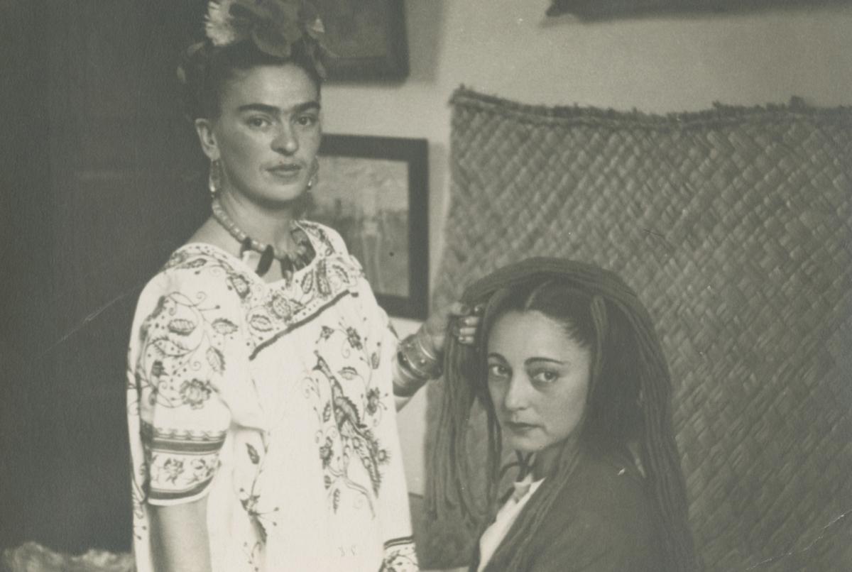 Ретро фотографии Фриды Кало - 7