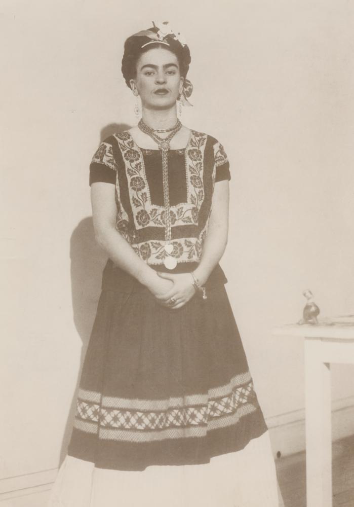 Ретро фотографии Фриды Кало - 9