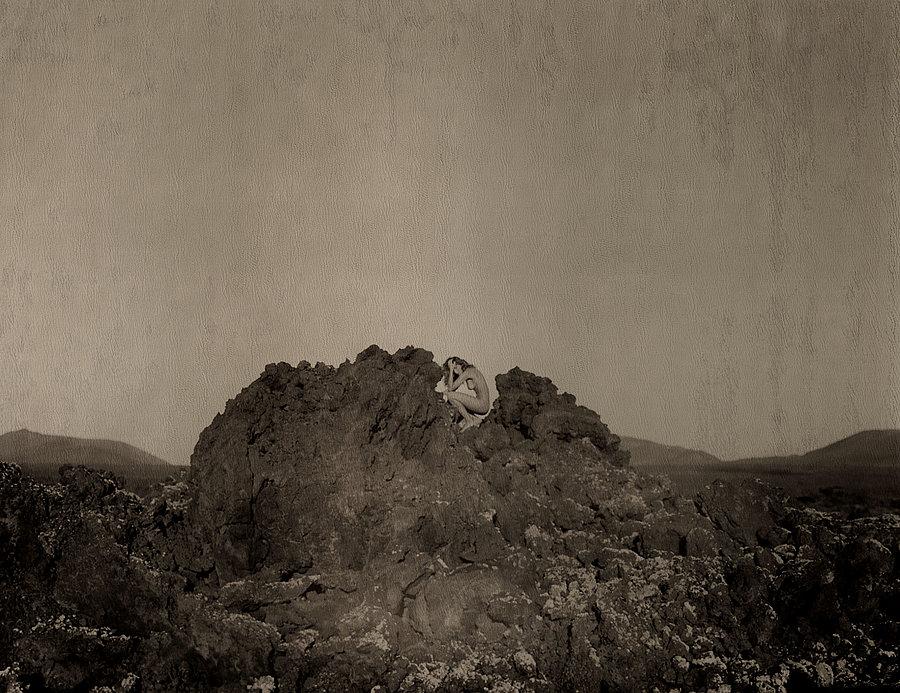 Роскошные чёрно-белые фотографии Марка Лагранжа - 10