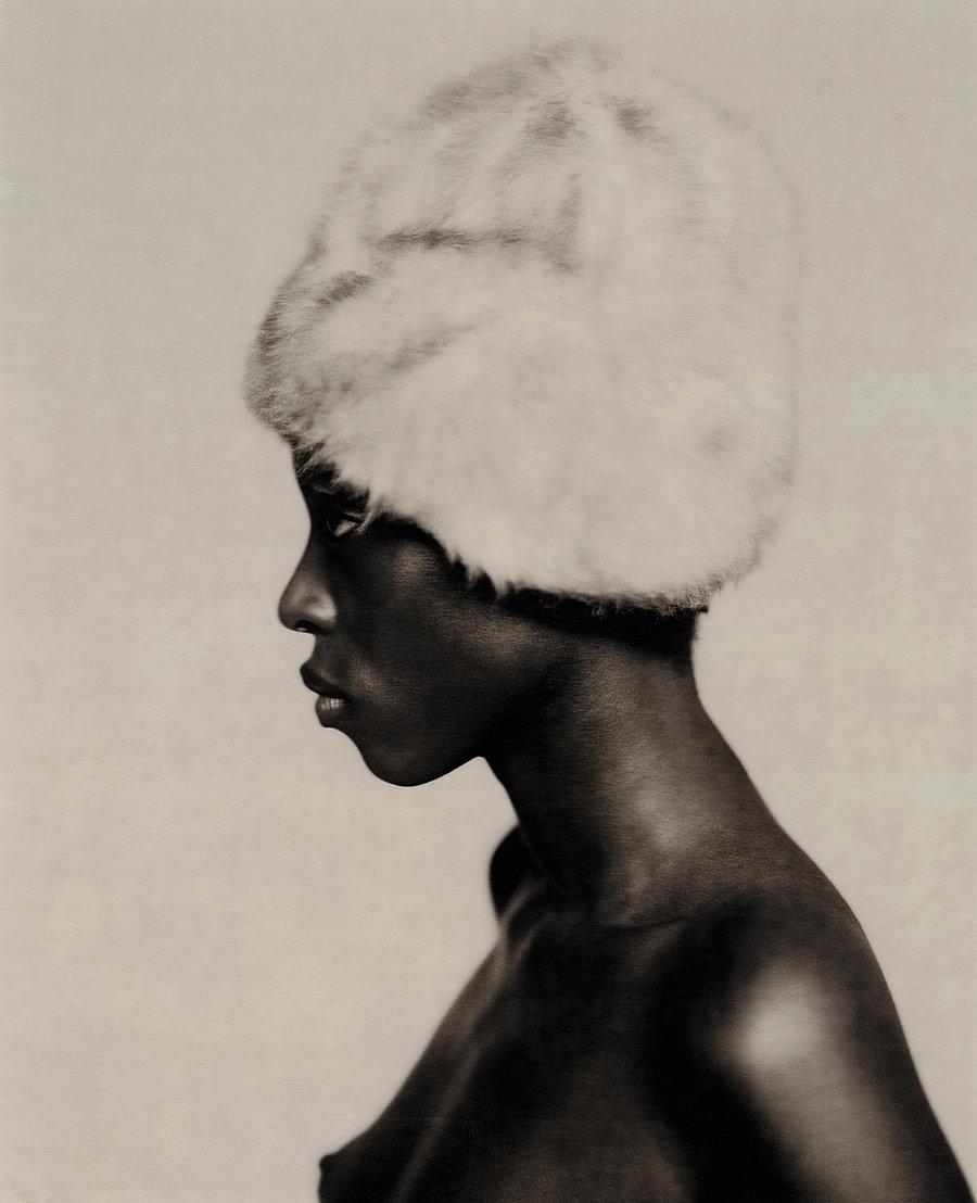 Роскошные чёрно-белые фотографии Марка Лагранжа - 8