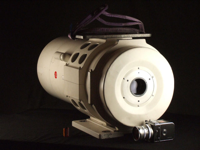 obektiv NASA 2540 mm F 8 Jonel 100 4