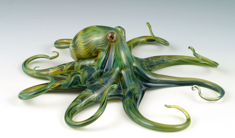 steklyannye skulptury Skotta Bissona 1