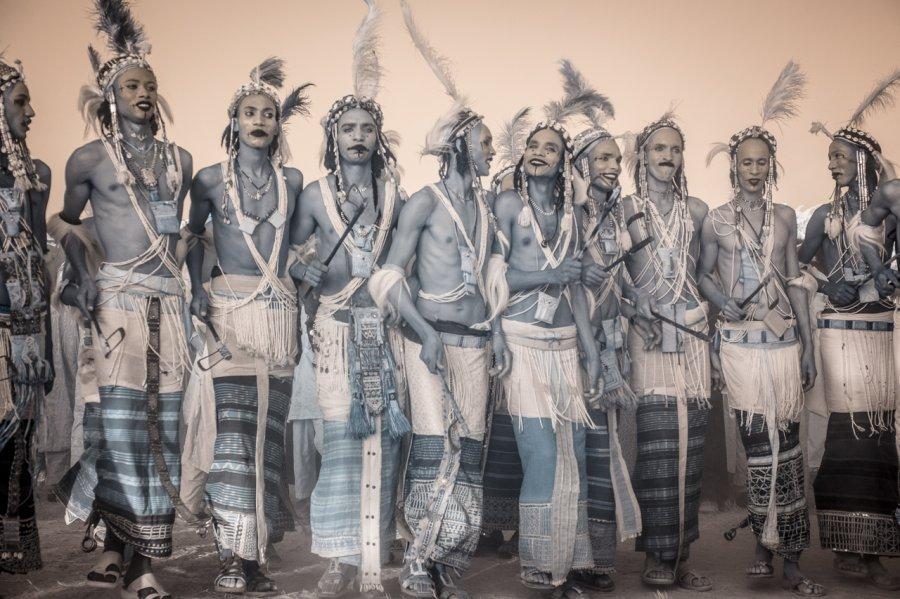 Кочевые племена Нигера в инфракрасных фотографиях Терри Голд-9