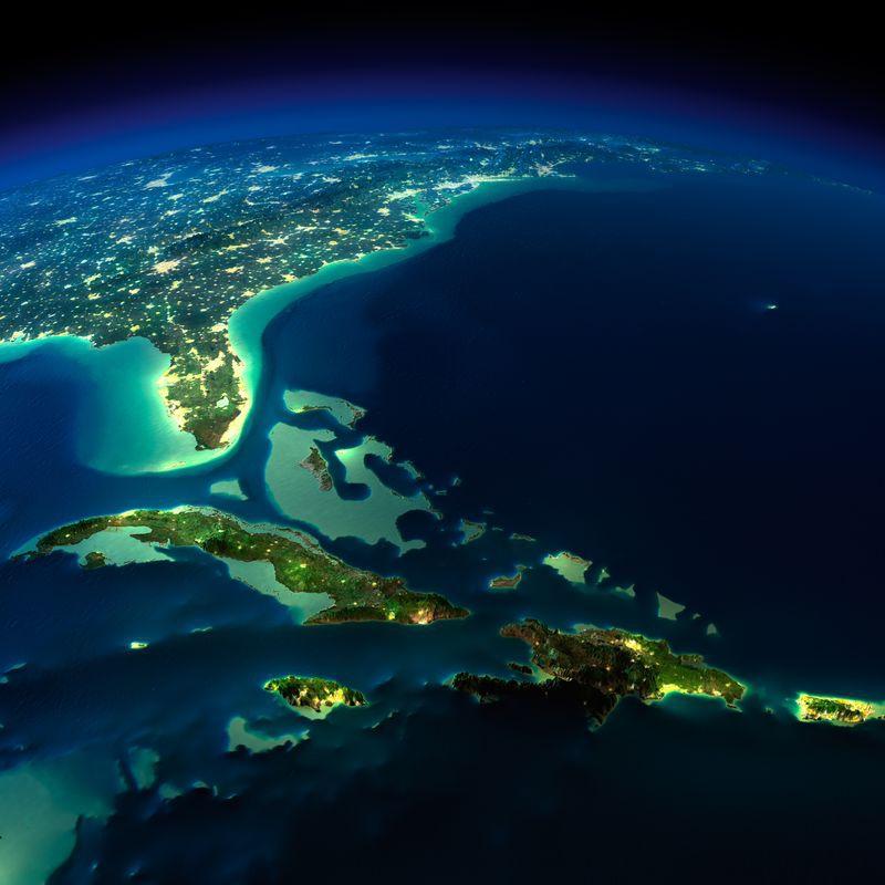 Zemlya nochyu foto iz kosmosa 10