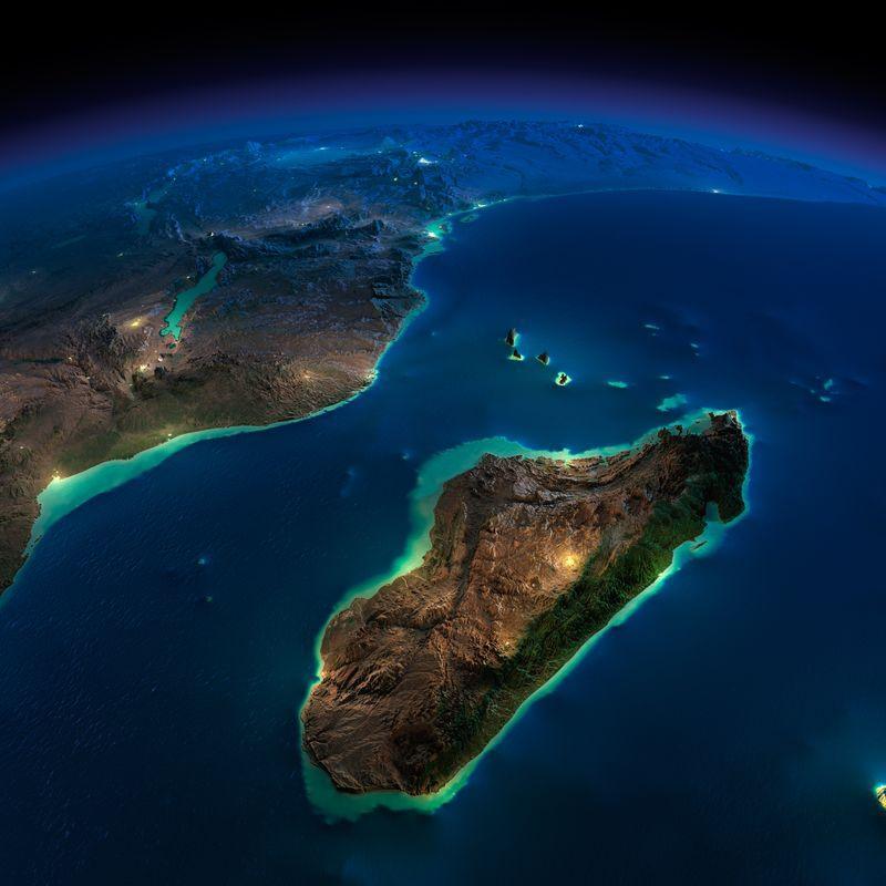 Zemlya nochyu foto iz kosmosa 20
