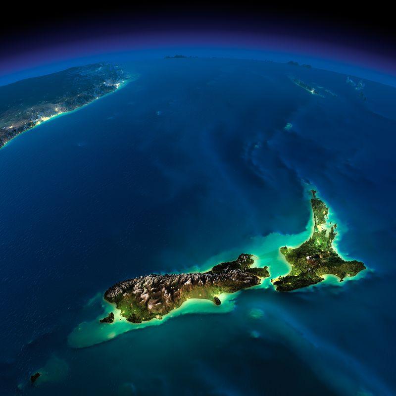 Zemlya nochyu foto iz kosmosa 21