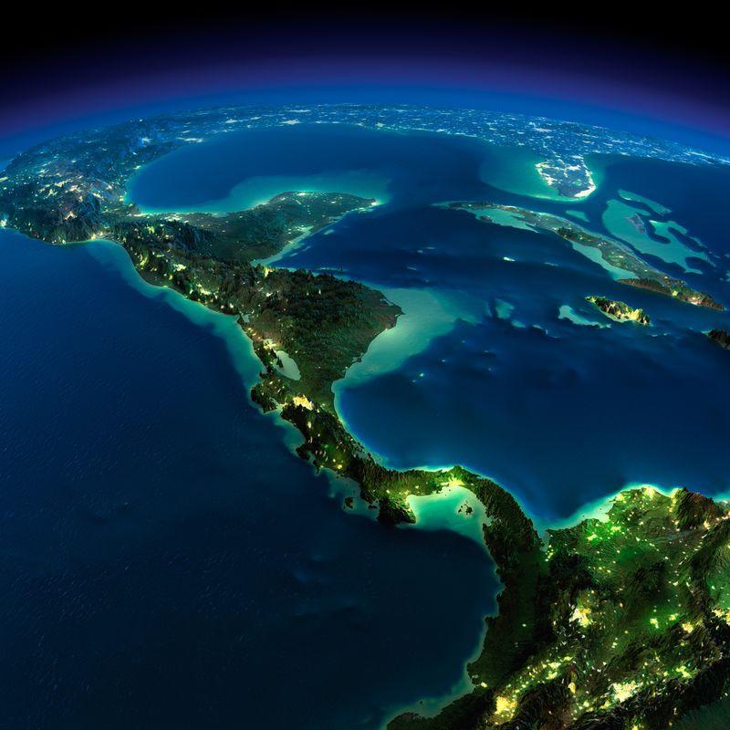 Zemlya nochyu foto iz kosmosa 22