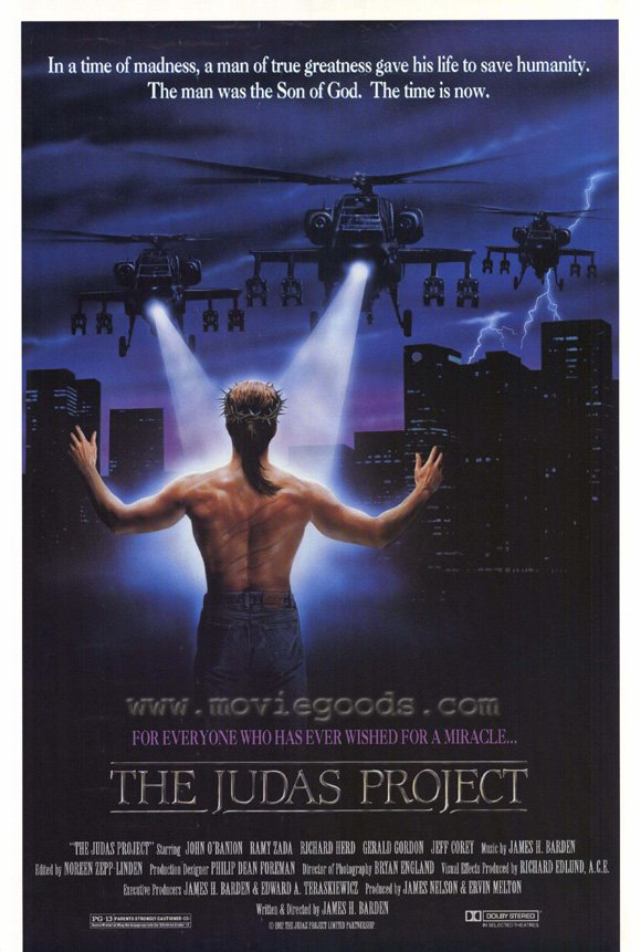 Judas Project poster