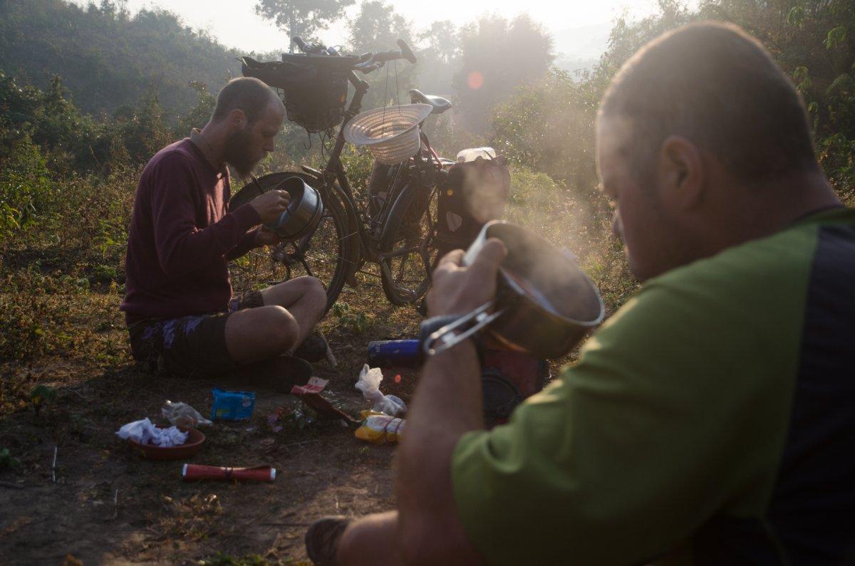 puteshestvie na velosipede po Azii 27