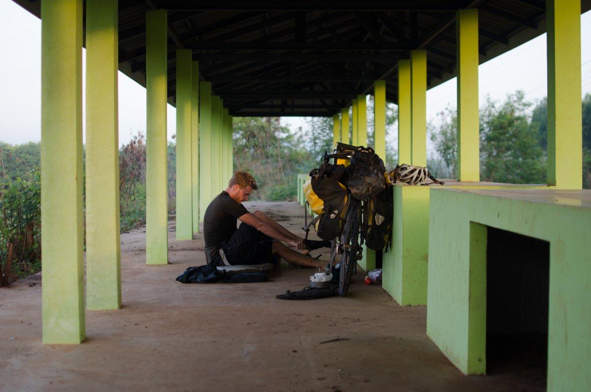 puteshestvie na velosipede po Azii 34