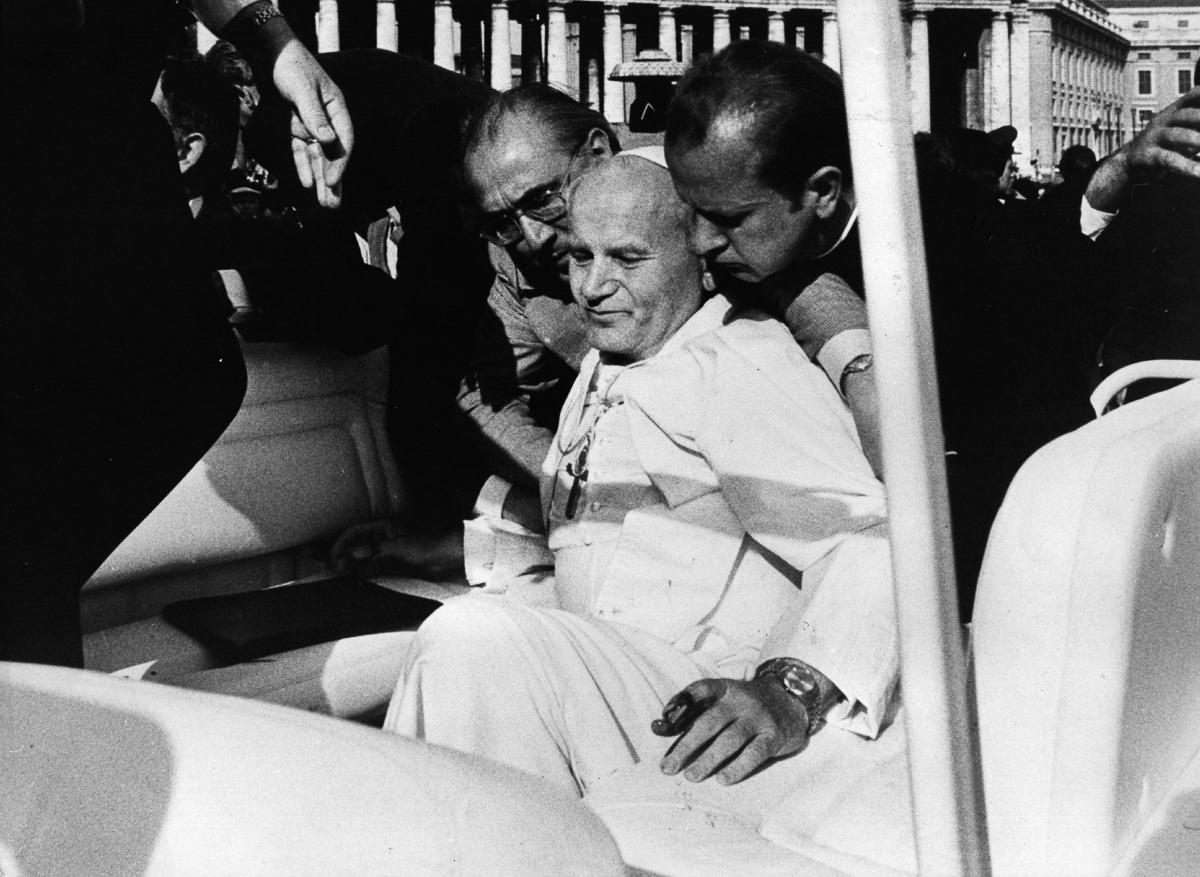 pokushenie na Papu Rimskogo Ioanna Pavla II 3