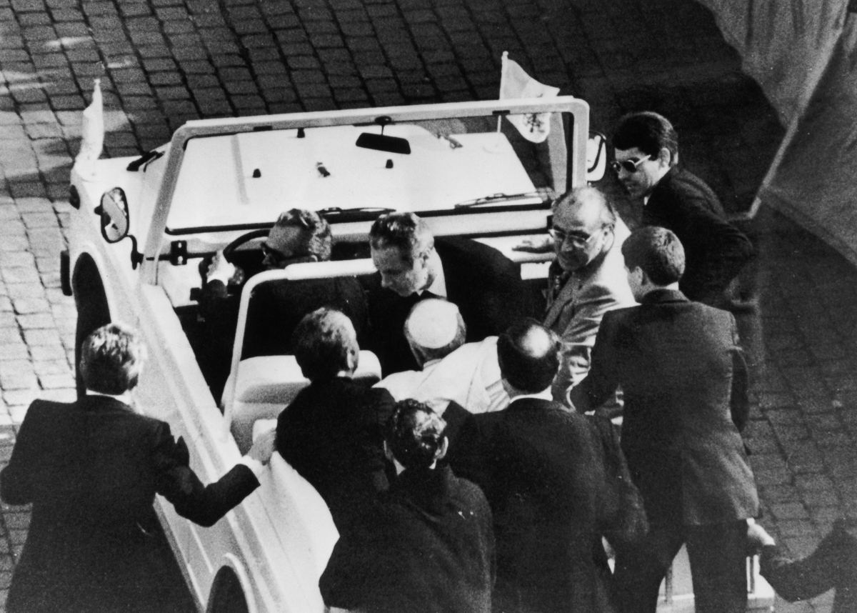 pokushenie na Papu Rimskogo Ioanna Pavla II 7