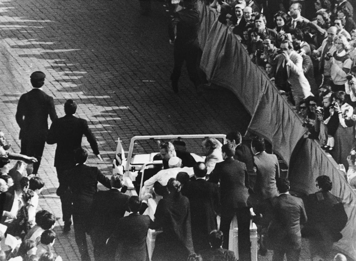 pokushenie na Papu Rimskogo Ioanna Pavla II 8