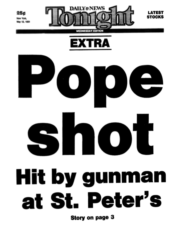 pokushenie na Papu Rimskogo Ioanna Pavla II 9