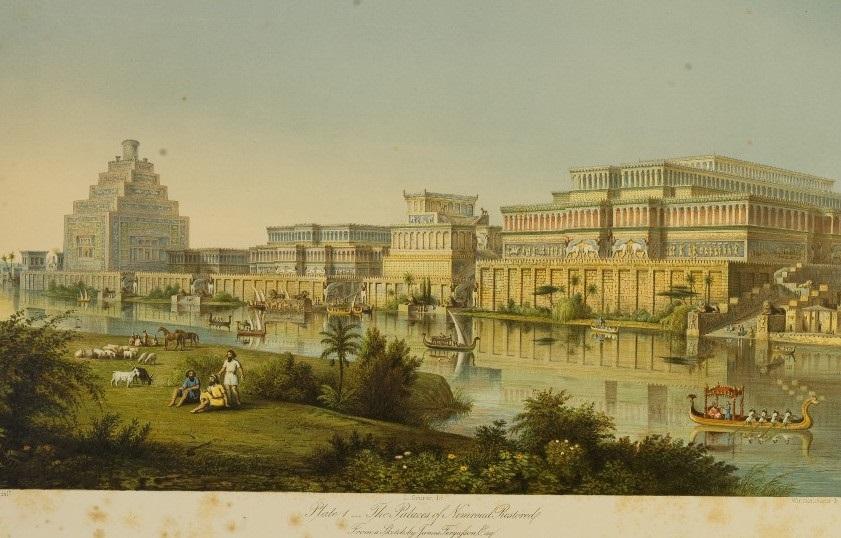 unichtozhennye IGIL istoricheskie pamyatniki 1