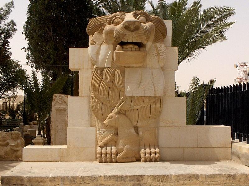 unichtozhennye IGIL istoricheskie pamyatniki 10