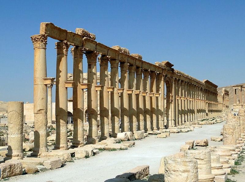 unichtozhennye IGIL istoricheskie pamyatniki 16
