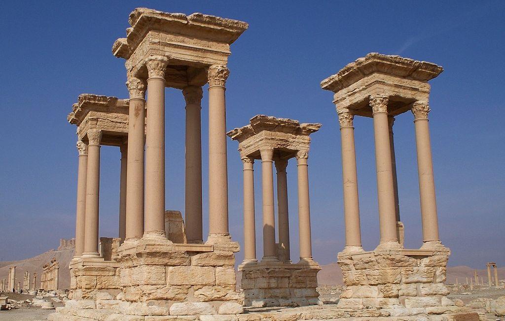 unichtozhennye IGIL istoricheskie pamyatniki 17