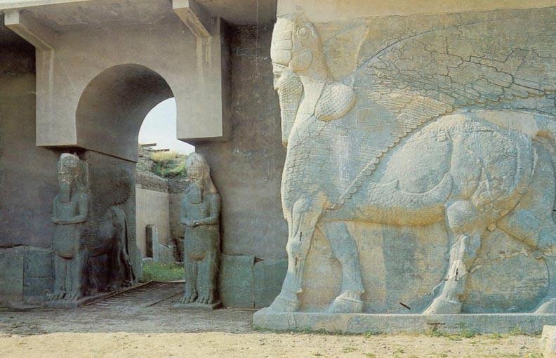 unichtozhennye IGIL istoricheskie pamyatniki 19