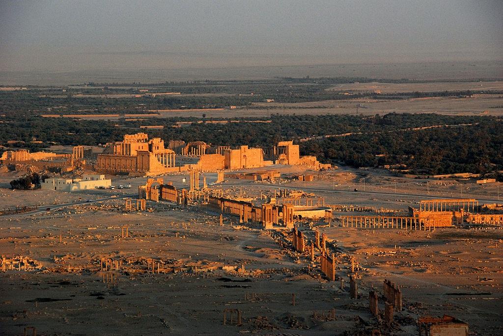 unichtozhennye IGIL istoricheskie pamyatniki 2