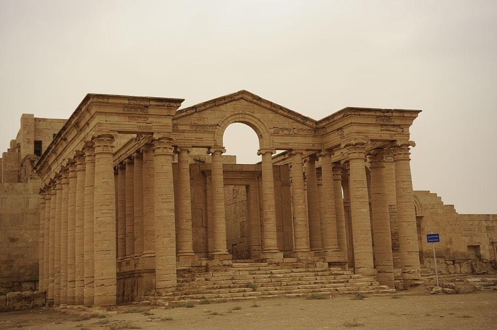 unichtozhennye IGIL istoricheskie pamyatniki 30