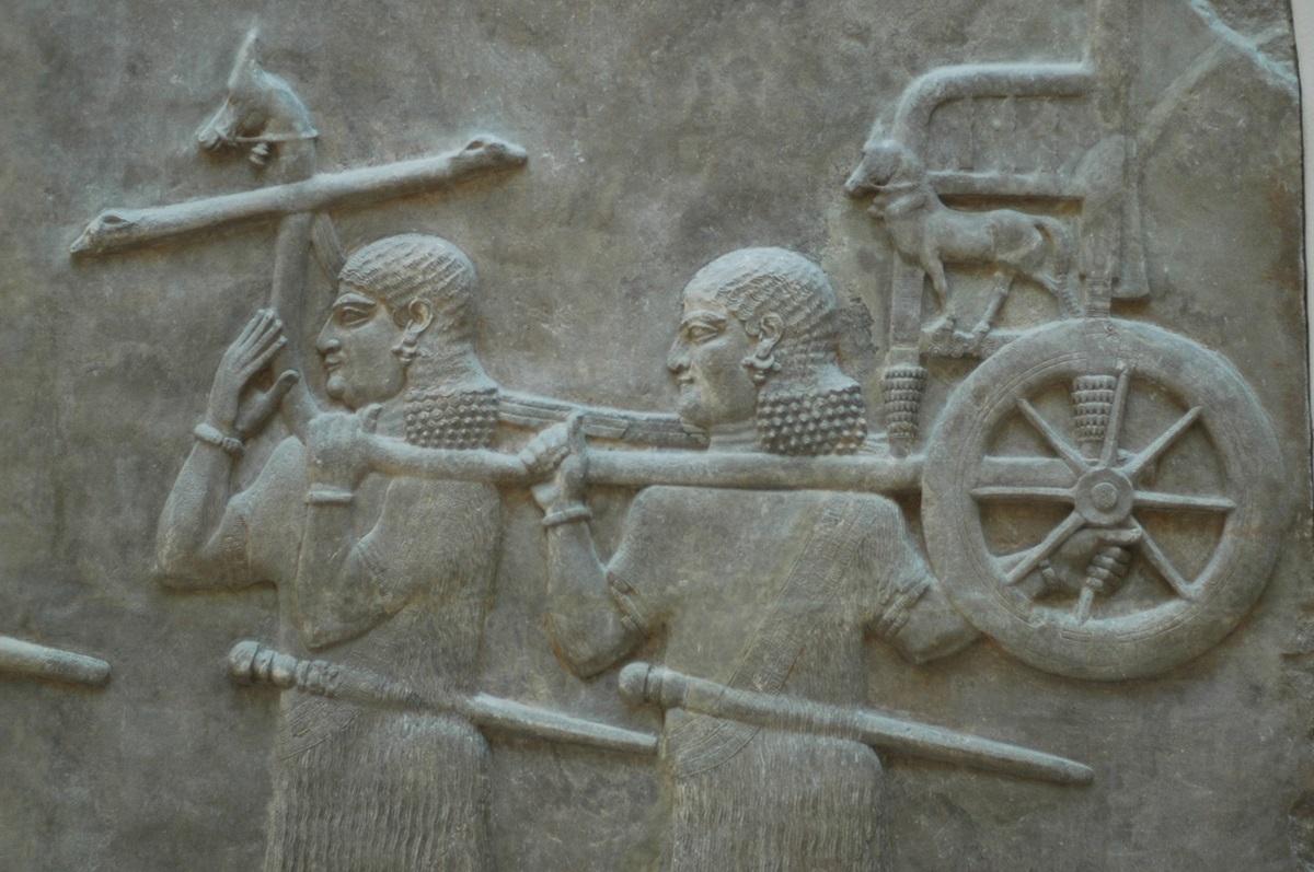 unichtozhennye IGIL istoricheskie pamyatniki 38