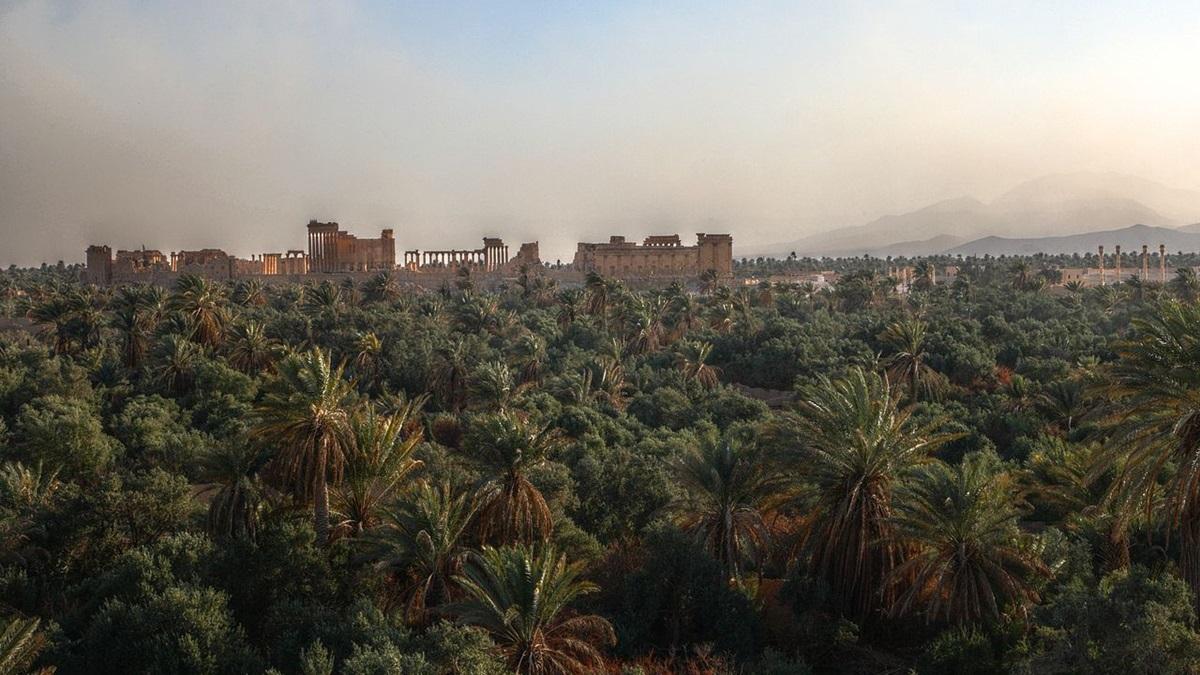unichtozhennye IGIL istoricheskie pamyatniki 9
