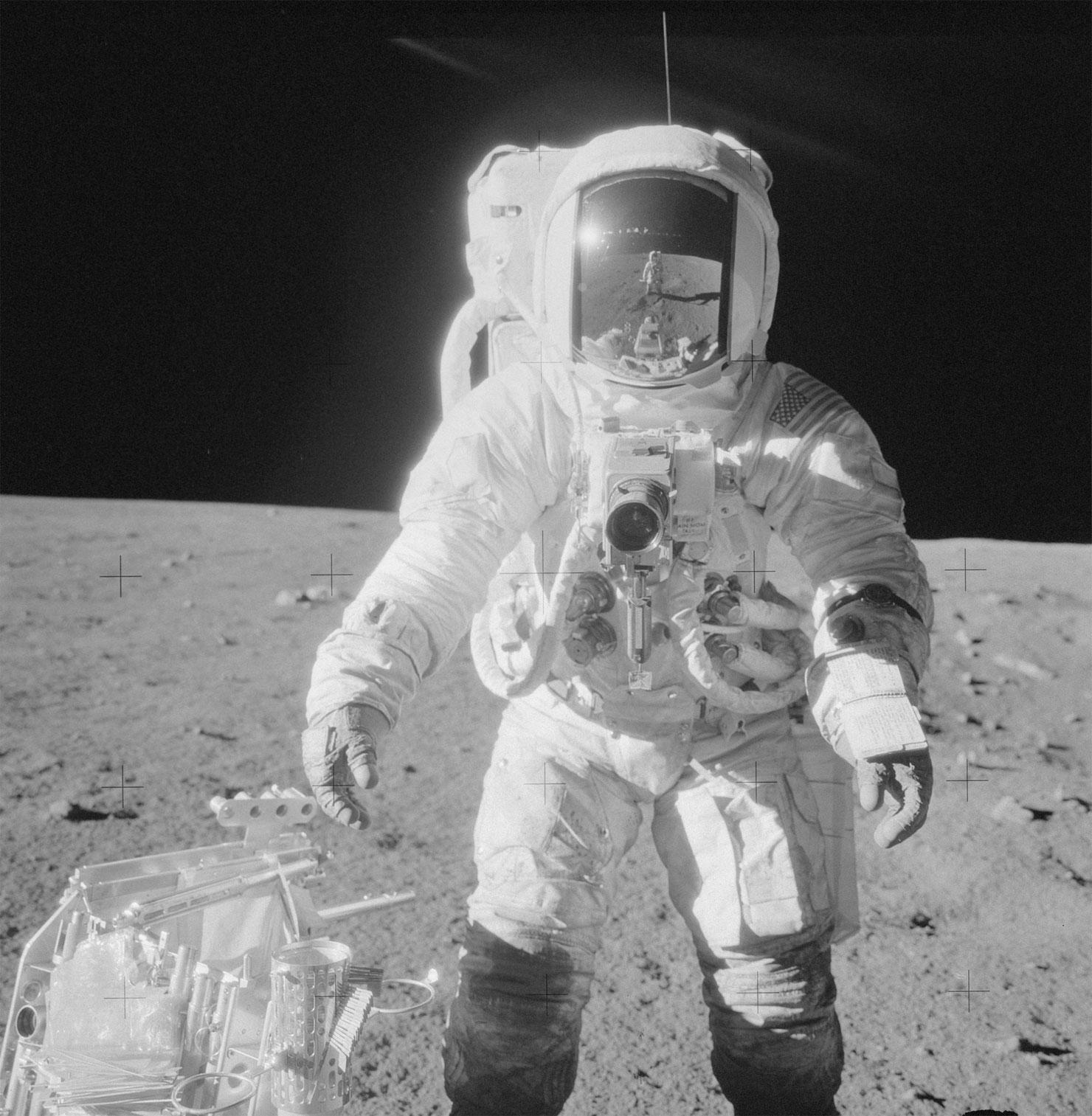Apollon missiya foto NASA 14