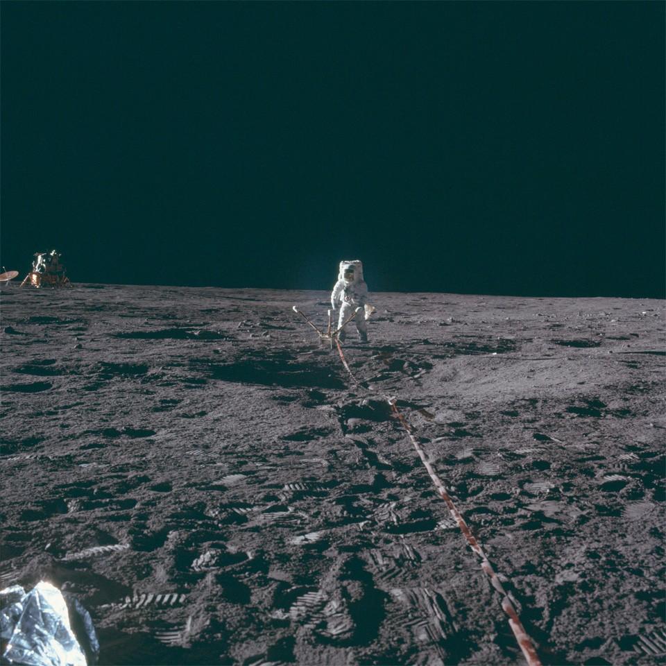 Apollon missiya foto NASA 15
